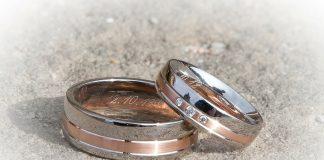 Grawerowanie obrączek ślubnych