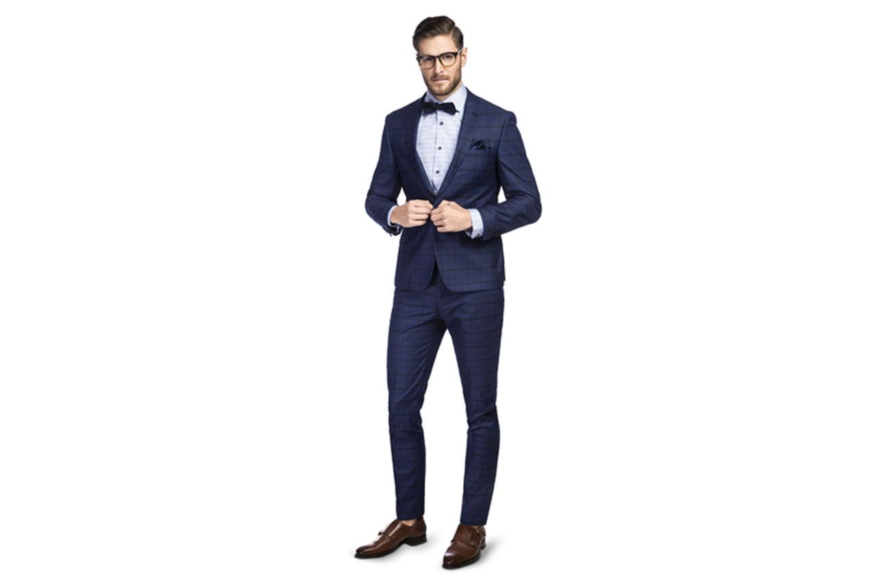 6962ed94ccacd Jakich zasad przestrzegać kupując garnitur ślubny? - Extra Wesele